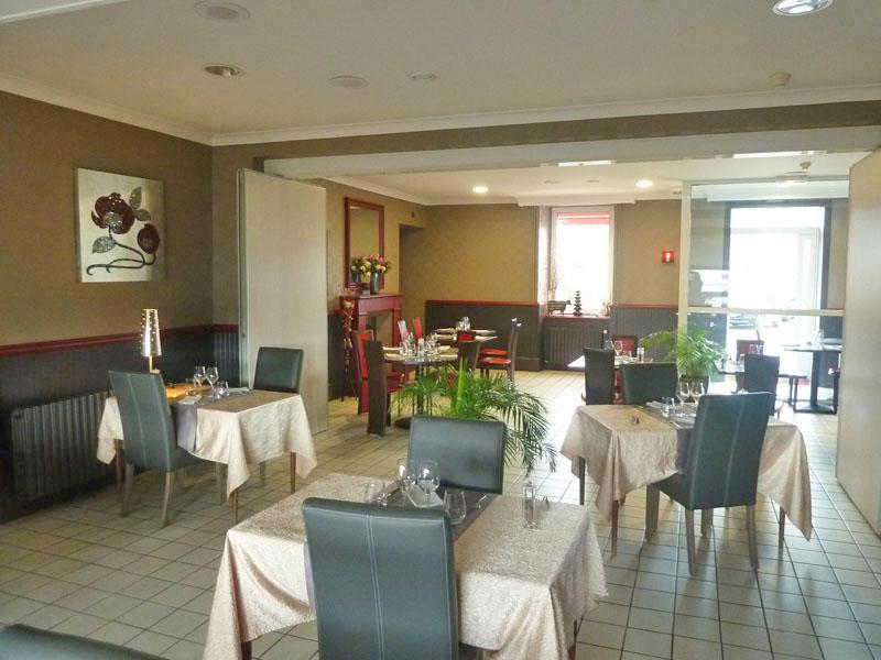 Hôtel-restaurant le Beau Rivage