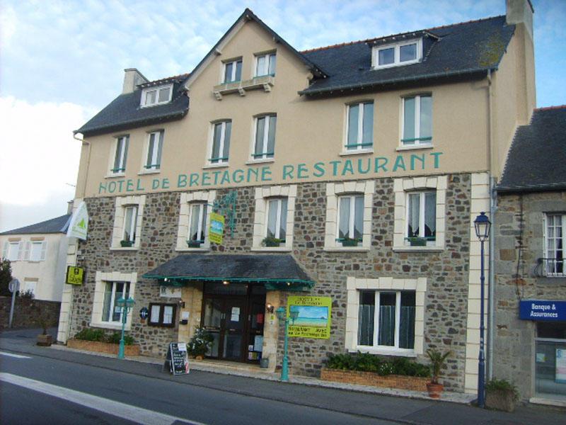 Hôtel-restaurant le Bretagne Le Vivier-sur-Mer