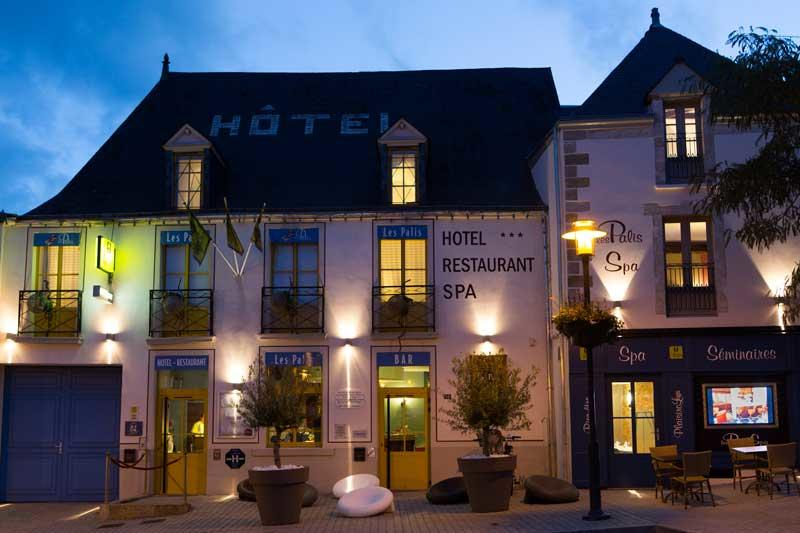 Hôtel-restaurant les Palis
