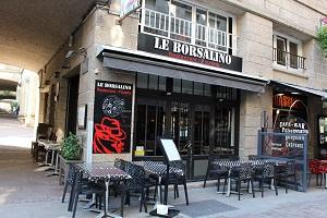 Le Borsalino pizzéria Saint-Malo