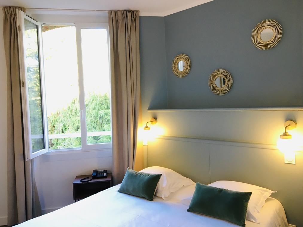 Brit hotel du parc - Chambre