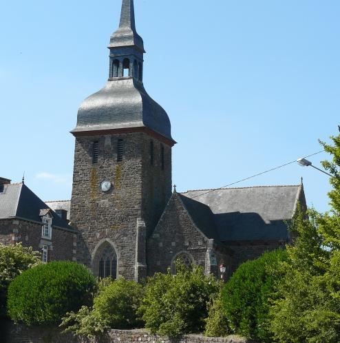 L'Eglise Saint Eloi d'Iffendic