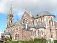 L'église de Bédée