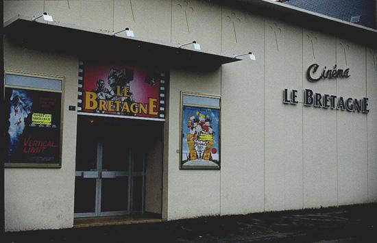 La Guerche Cinéma Le Bretagne
