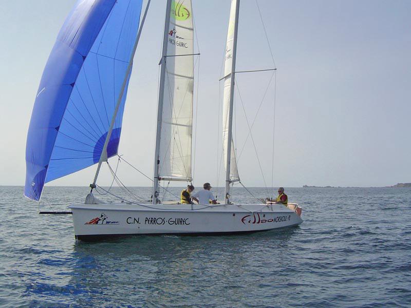 Les 7 îles à bord du Fillao