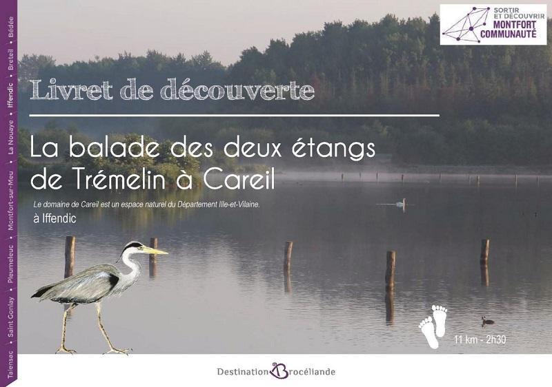 Livret découverte - La balade des deux etangs de Trémelin à Careil