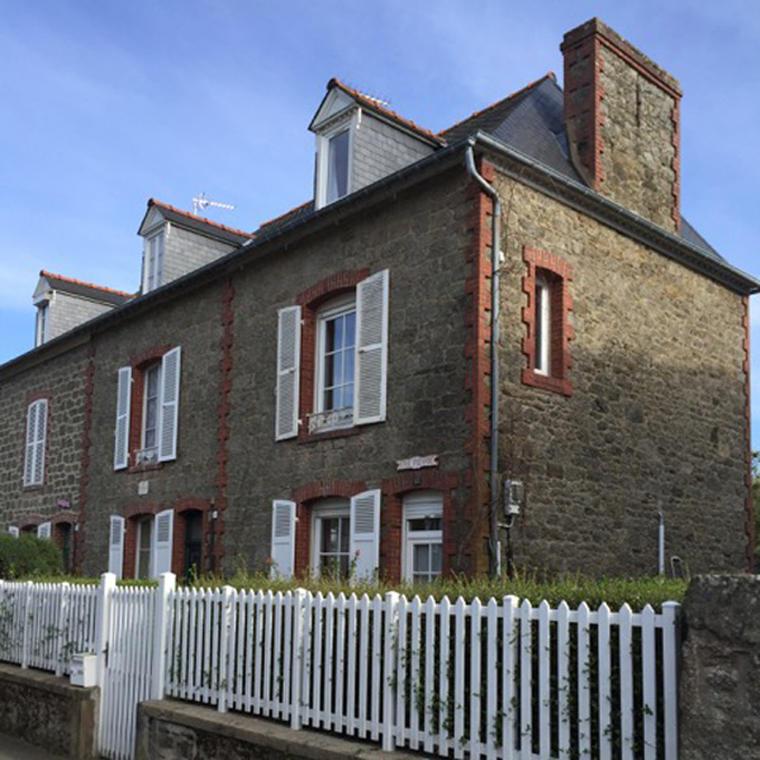 Location de M. et Mme Brandebourger à Dinard
