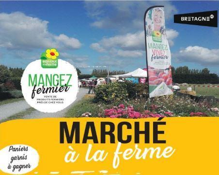 Marché à la ferme -Saint-Malo - 5juilau30aout2021 ©Ferme du Pré bois