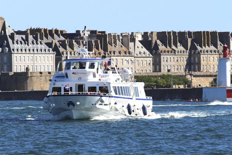 Môle - Compagnie Corsaire - Saint-Malo