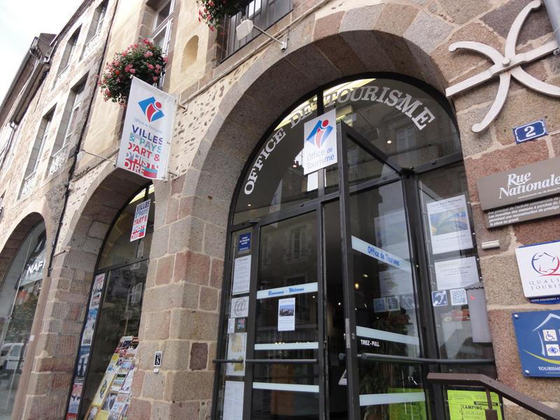 Office de Tourisme du Pays de Fougères