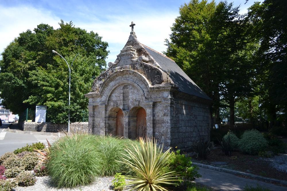 OTDZ - Douarnenez - chapelle sainte-Croix - 06-08-2013