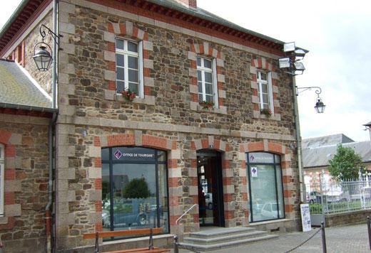 Office de Tourisme du Pays de la Baie du Mont St Michel Dol-de-Bretagne,