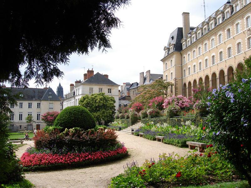 Visites de Rennes et de la Métropole