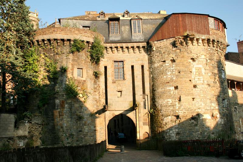 Portes Mordelaise à Rennes