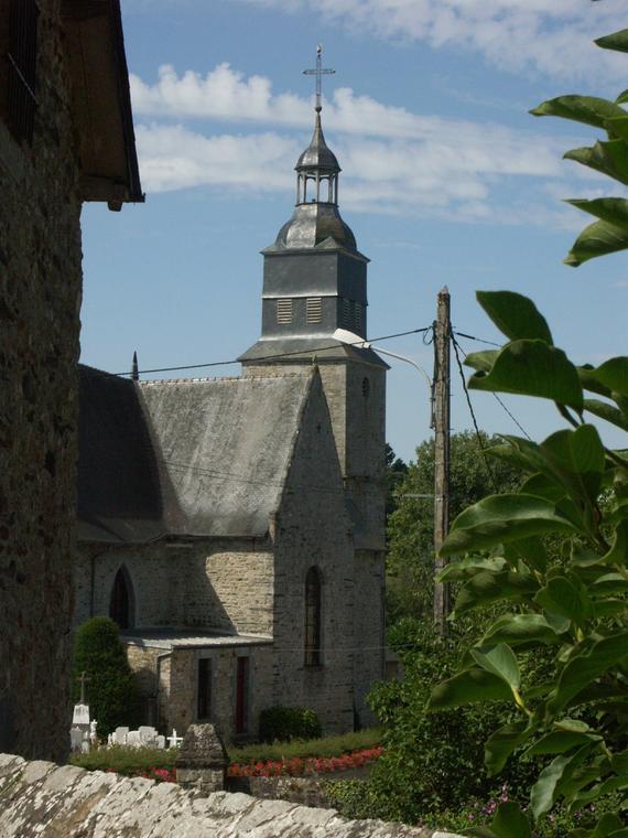 Eglise Saint-Pierre et Saint-Paul à Montreuil