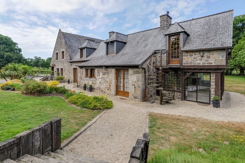 Petit-moulin-du-Rouvre_Mesnil-Roch_chambre de caractère du moulin_2021_Moulin du Rouvre