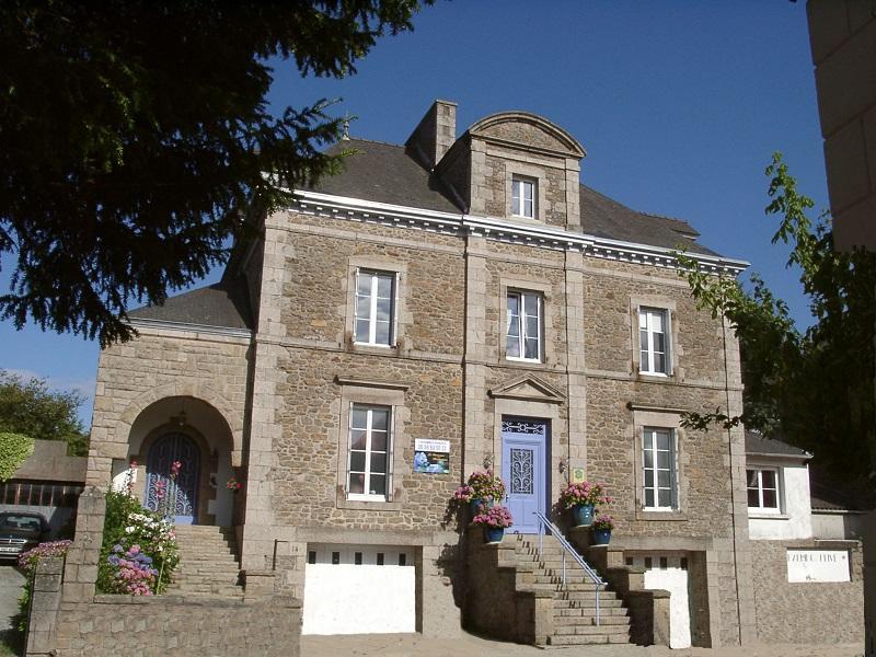 Le demeure des Hortensias