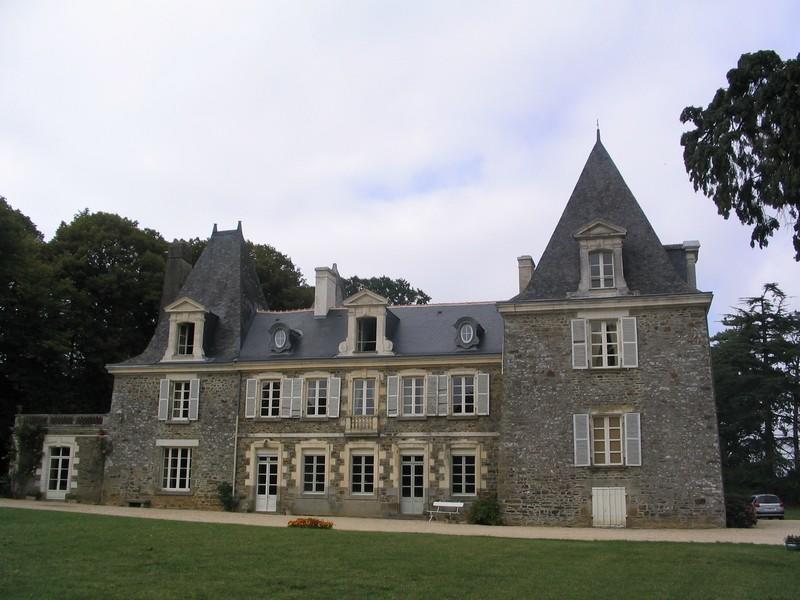 Piré sur Seiche Château de l'Epinay