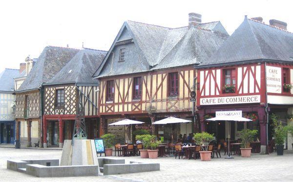 Place de La Guerche-de-Bretagne