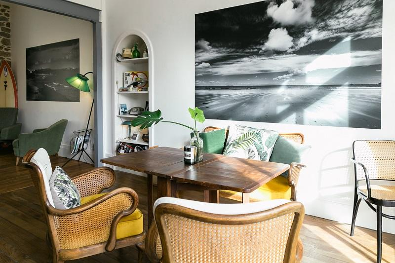 Mon Bureau à la Mer Saint-Malo