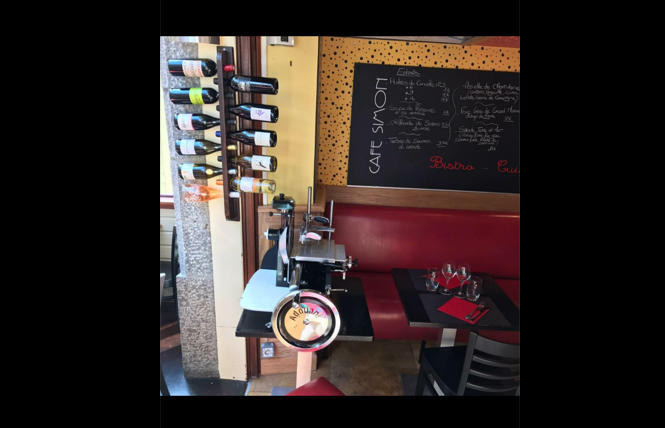 Café Simon Saint-Malo