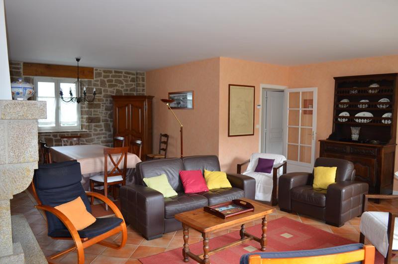 Location de M. et Mme Ruellan à Saint-Lunaire