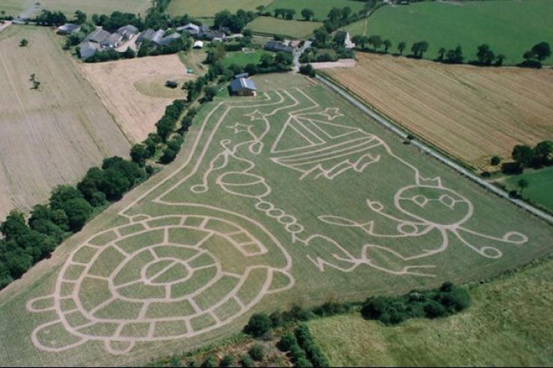 Le labyrinthe de Malido