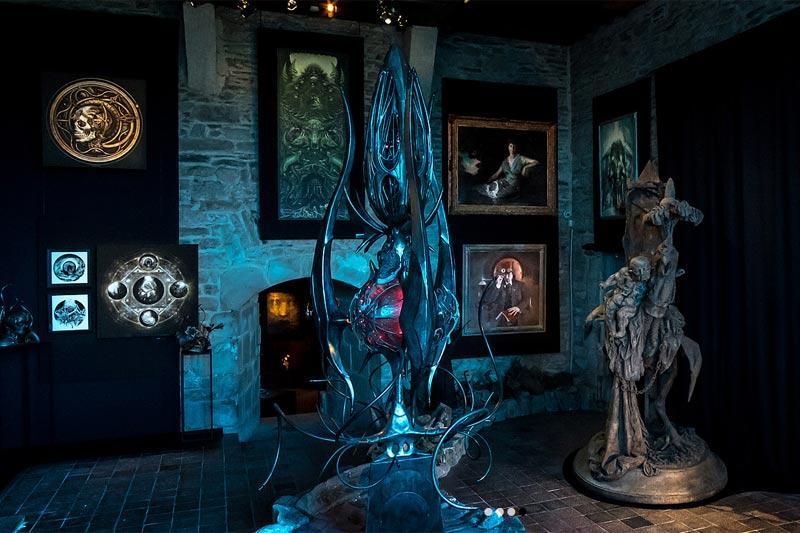 Naia Museum - Le musée des Arts de l'imaginaire