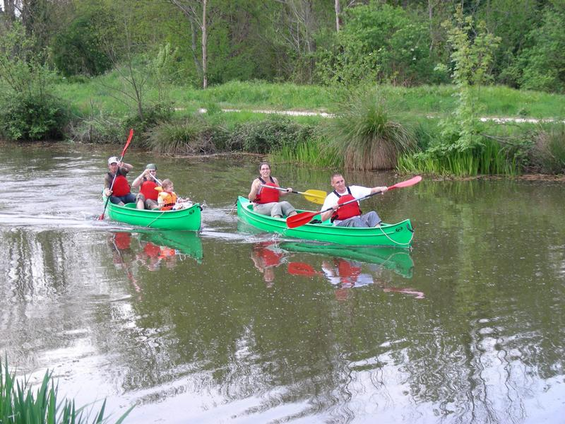 Base de Canoë-Kayak de la Bretagne Romantique