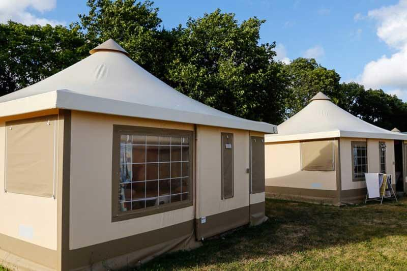Camping Le Poulmic