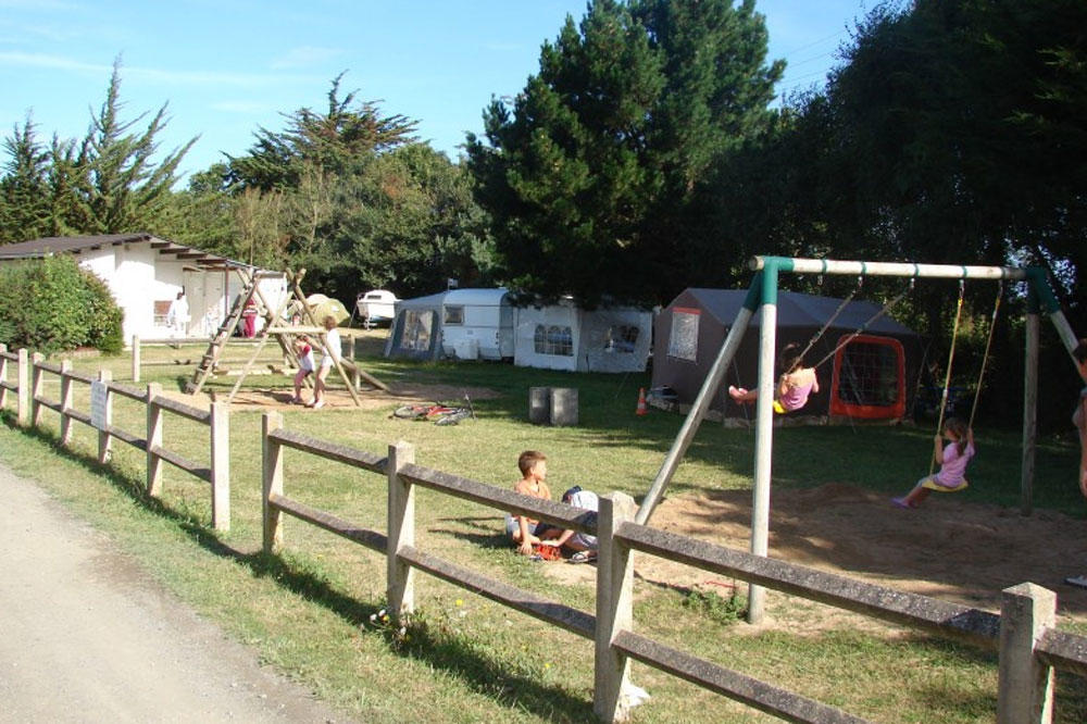 Camping du Pourpray - La Carrée