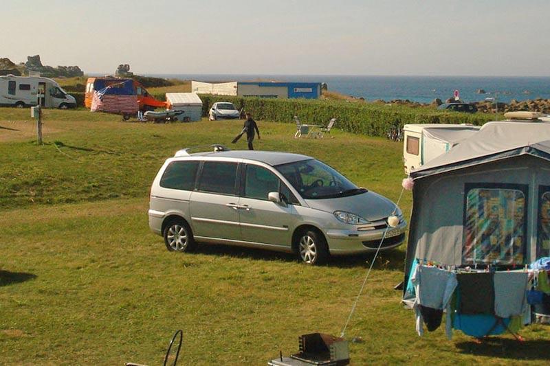 Camping Municipal de Poulennou