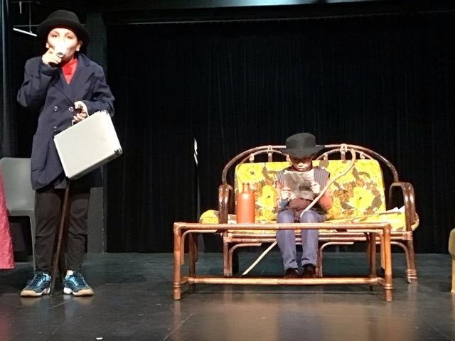 Stage de théâtre enfants Iffendic