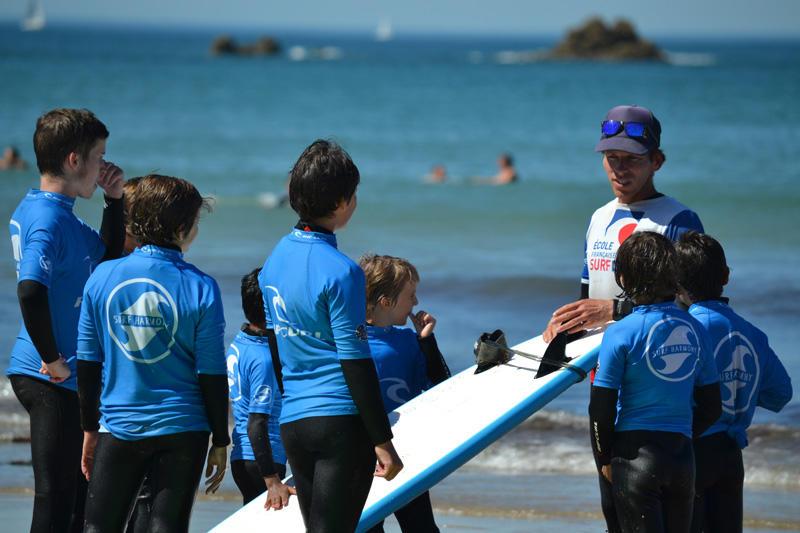 Surf Harmony, école de surf à Saint-Briac-sur-Mer-BROCHURE