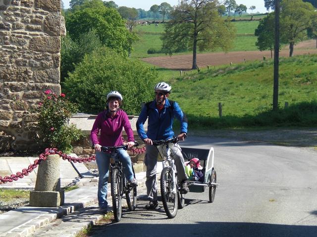 Vélo Promenade® n°1 Entre Granit et Légendes - Louvigné-du-Désert