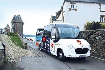Visite guidée - Bus Tour Malouin - Saint-Malo