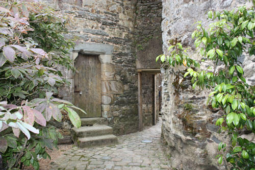 Visite de Châteaugiron