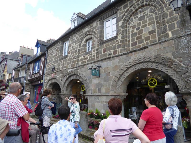 Visites commentées de Dol-de-Bretagne