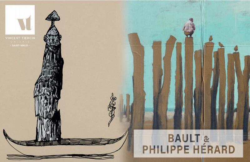bault et philippe Hérard - juin sept 21