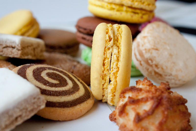 Biscuits & Co à Vignoc - biscuits et macarons