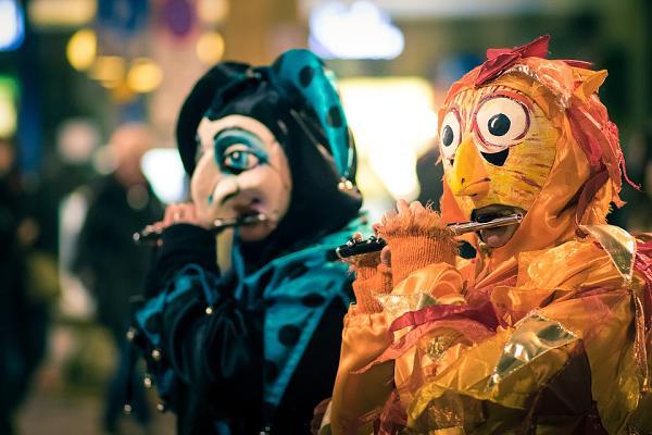 carnaval de nuit Gais lurons
