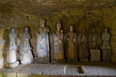 chapelle 7 saints crypte Samuel Jouon