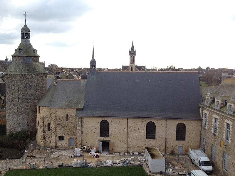 Chapelle Châteaugiron