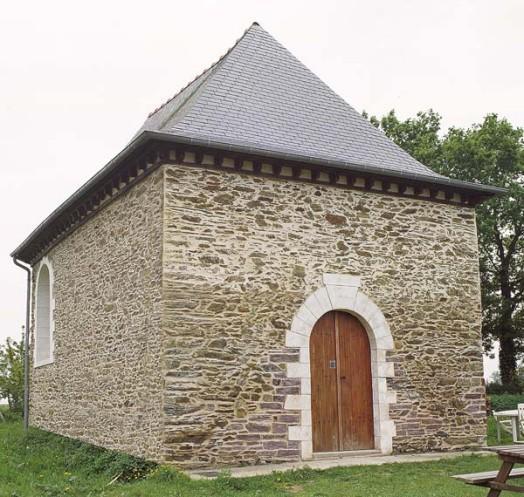 chapelle de la chauvelière - Domloup
