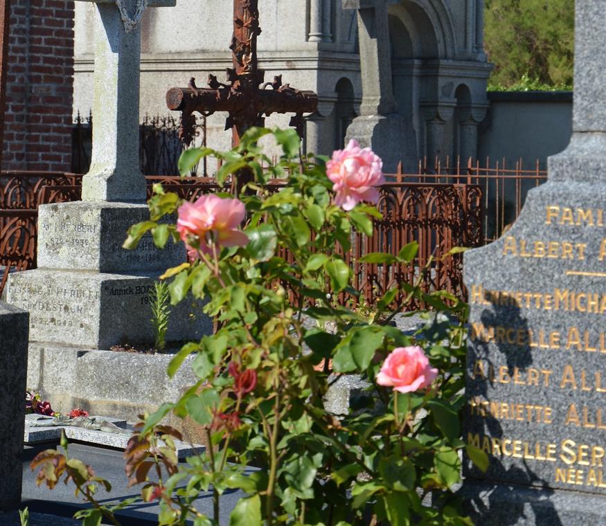 cimetière St-Enogat - Service VAH