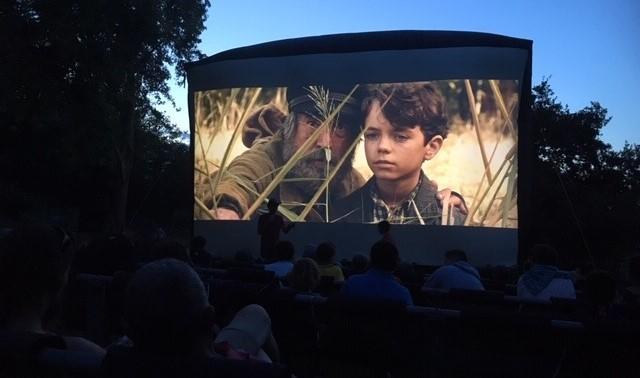 cinema pleine air