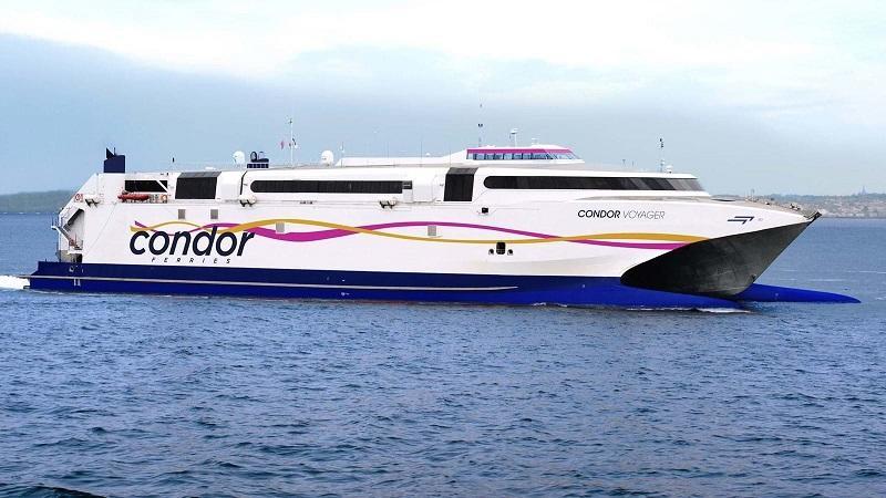 Loisirs-Condor Ferries-Saint-Malo