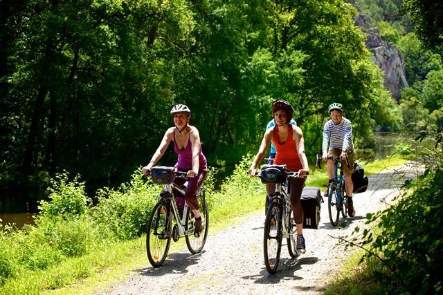 Vélo Promenade® n°9 Le Couesnon et sa folie - Mézières-sur-Couesnon