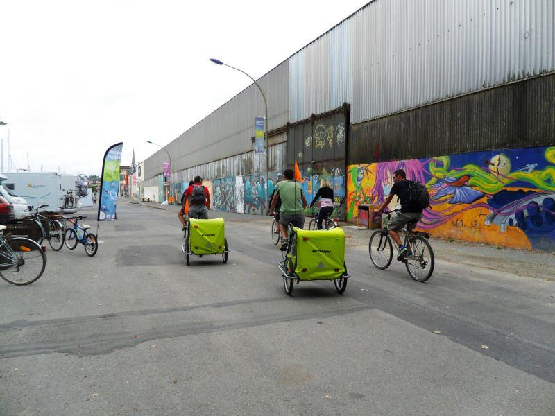 Location de vélo - Pays de Redon