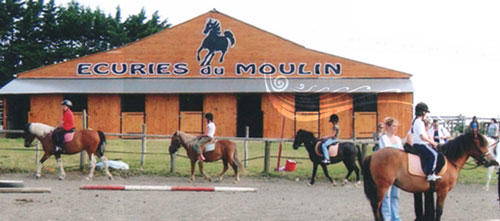 écuries du moulin